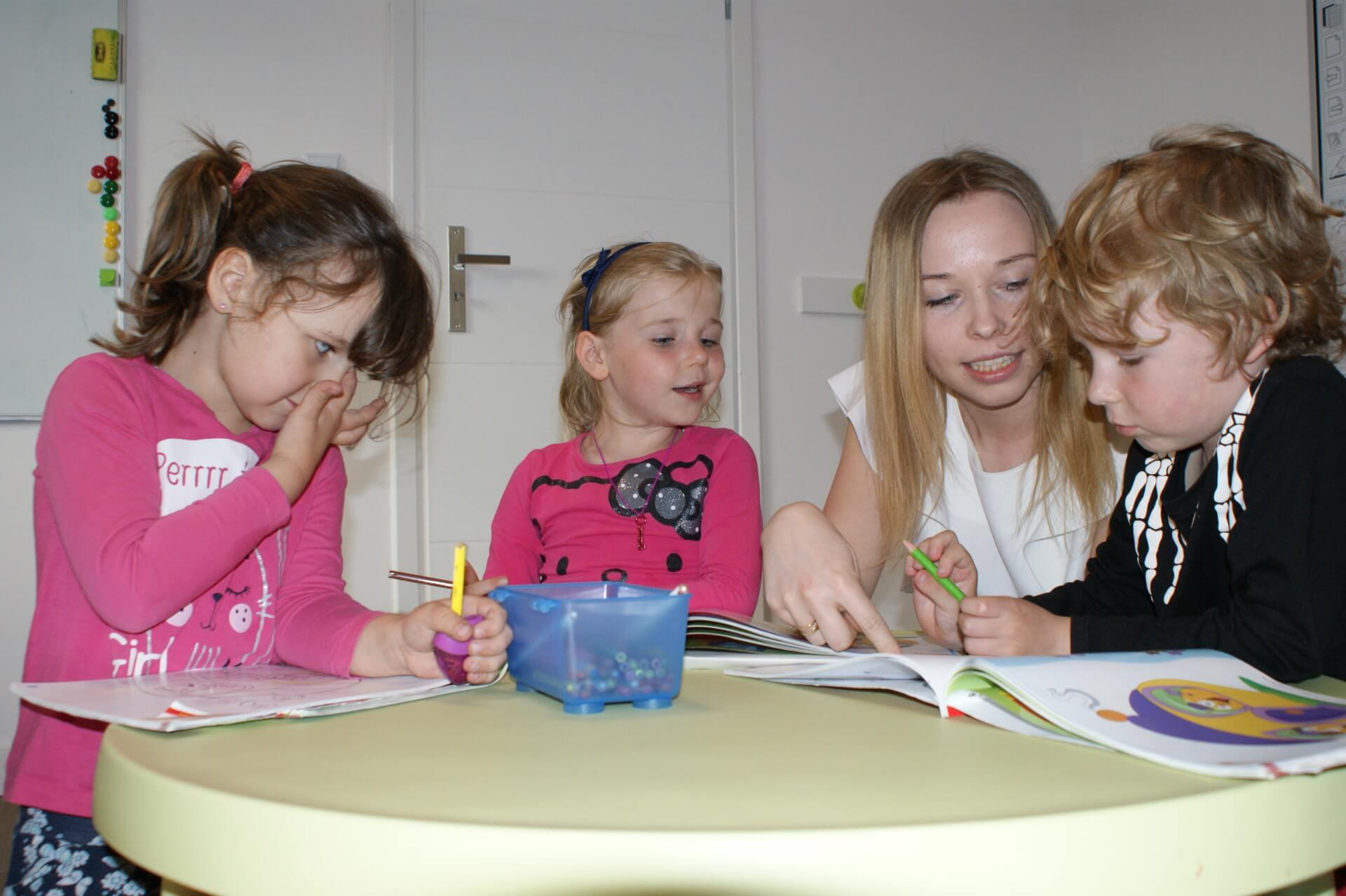 zajęcia z języka angielskiego dla przedszkolaków Sochaczew