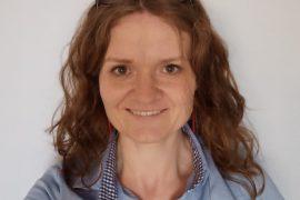Kasia Szymaniak nauczyciel języka angielskiego