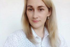 Oksana Kovtyniou nauczyciel języka angielskiego