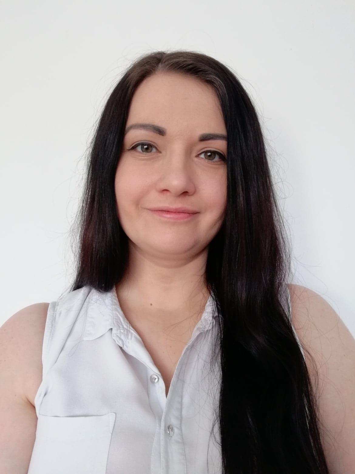 Weronika Orlinska nauczyciel języka angielskiego