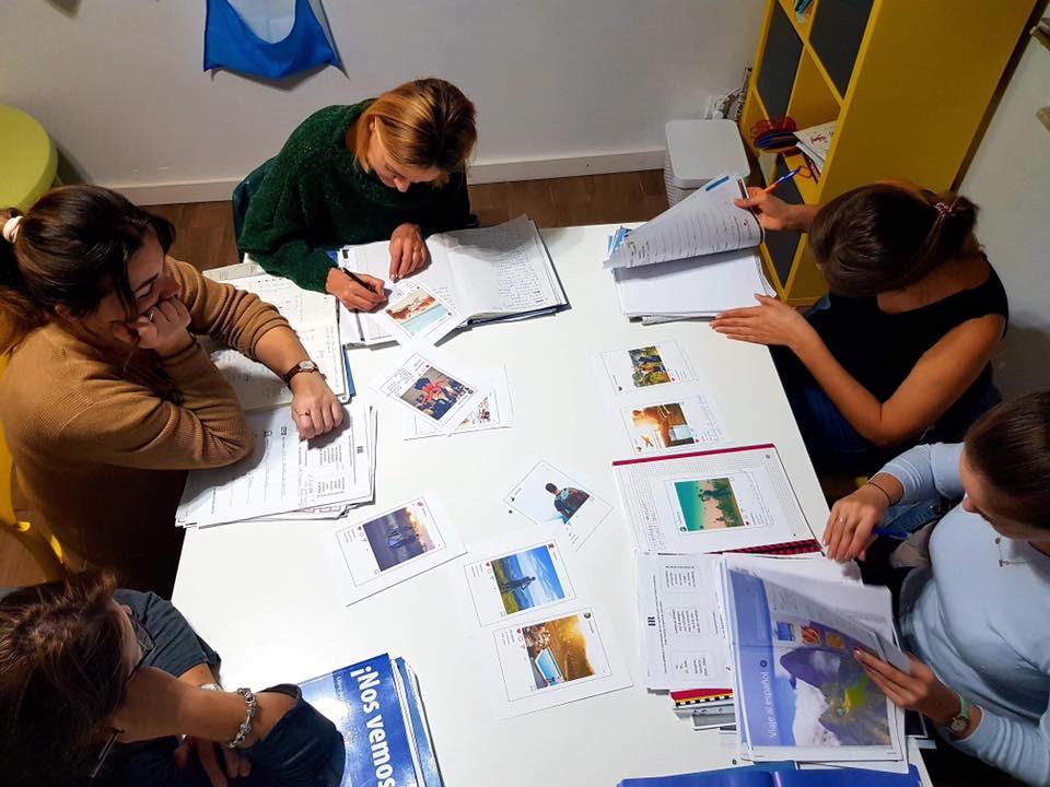 hiszpański zajęcia dla dorosłych